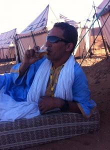 Marokko Mustapha Oualidou