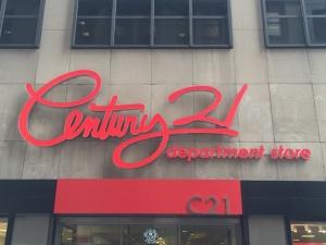 New York Century 21