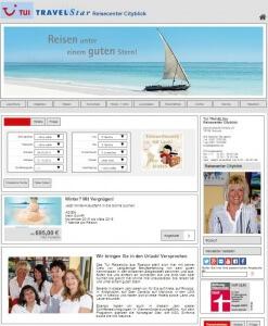 bigreisen.de das Reiseportal vom TUI TRAVELStar Reisecenter Cityblick aus Rostock
