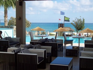 Sentido Blue Sea Beach Meerblick