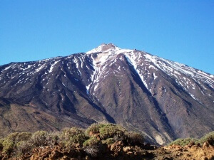 Pico del Teide auf der Insel Teneriffa