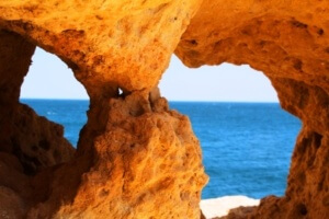 Algarve in Potugal