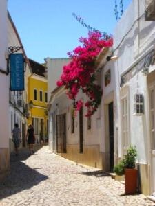 Algarve in Potugal