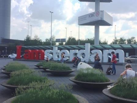 Schriftzug-Amsterdam