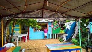 Beachrestaurant Mama Zita